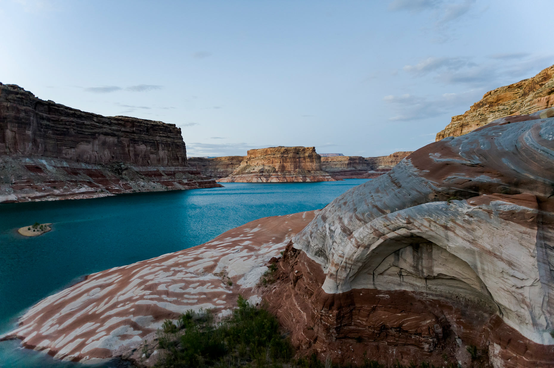 Landscape Photography - Lake Powell, Utah Landscape